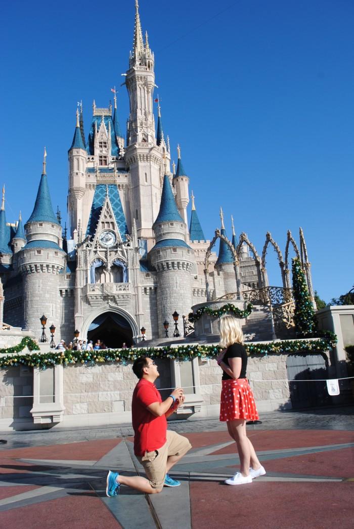 Proposal Ideas Walt Disney World's Magic Kingdom