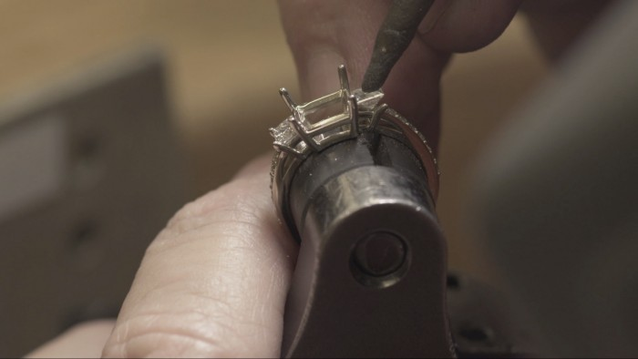 ring crafting