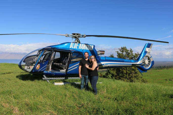 Helicopter Ride Proposal