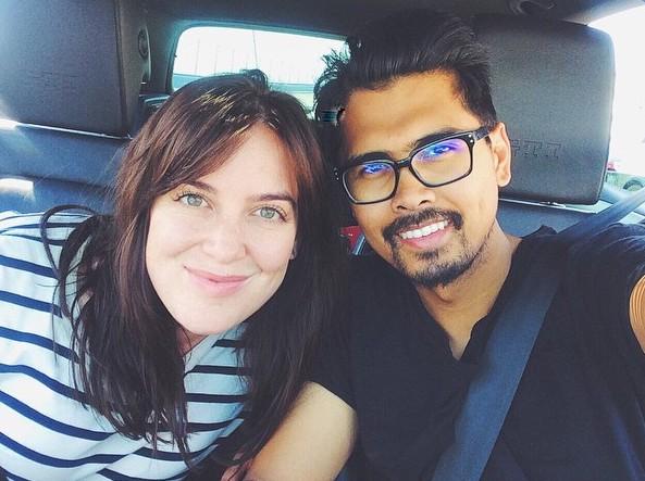 Image 1 of Amaya and Gerard