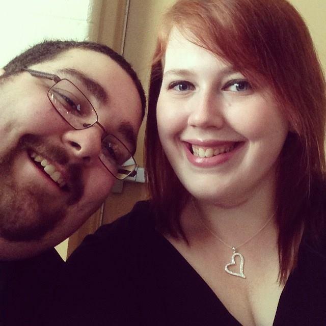 Image 1 of Brandy and Chris
