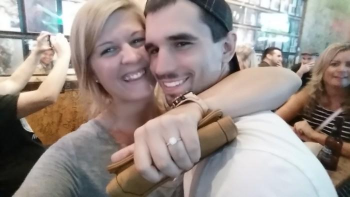 Image 1 of Samantha and Matthew