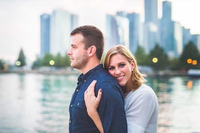 Image 9 of Blake and Malorie's Chicago Proposal