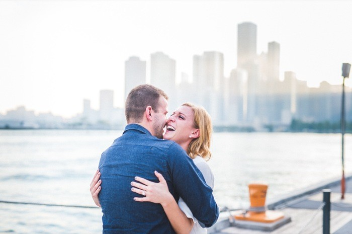 Image 2 of Blake and Malorie's Chicago Proposal