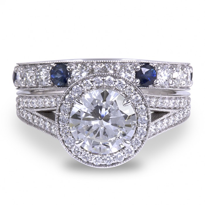 Image 1 of Q&A: How to Design a Custom Ring with Diamond Ideals