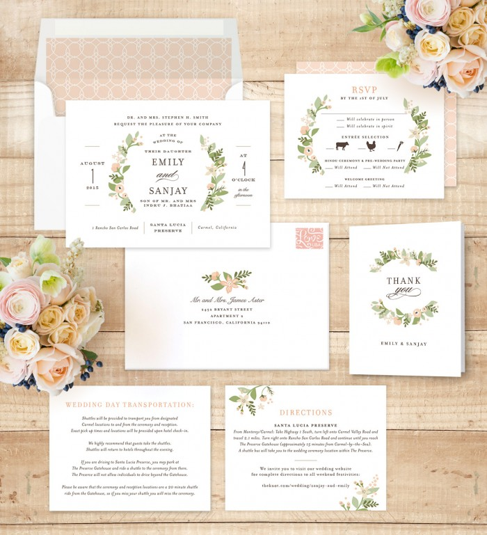 Image 12 of See This Minted Couple's Adorable Proposal and Stationery
