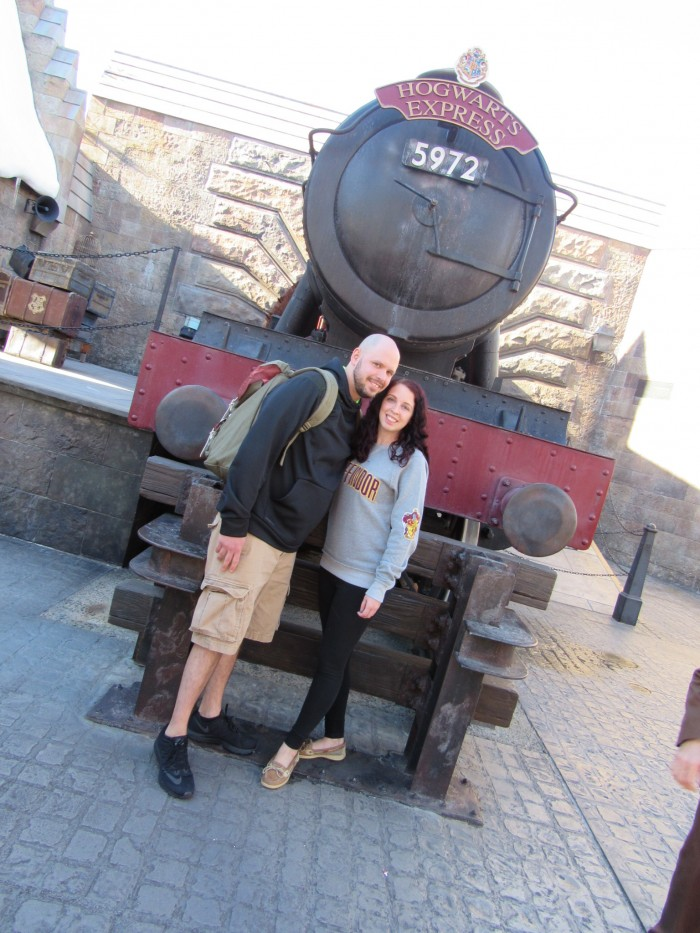 Image 1 of Wizarding World of Harry Potter Proposal