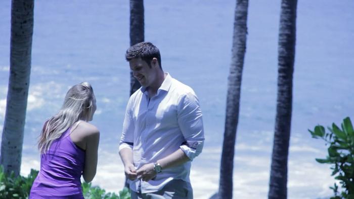 Image 2 of Travis and Brittani's Hawaiian Proposal
