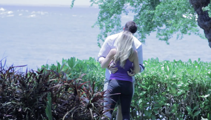 Image 3 of Travis and Brittani's Hawaiian Proposal