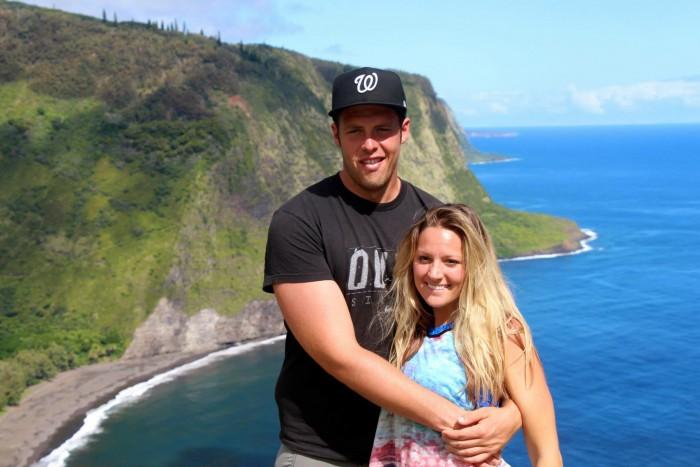 Image 1 of Travis and Brittani's Hawaiian Proposal
