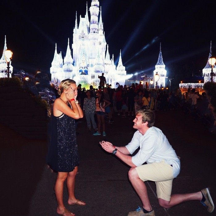 Kayzie And Andrews Proposal On Howheasked