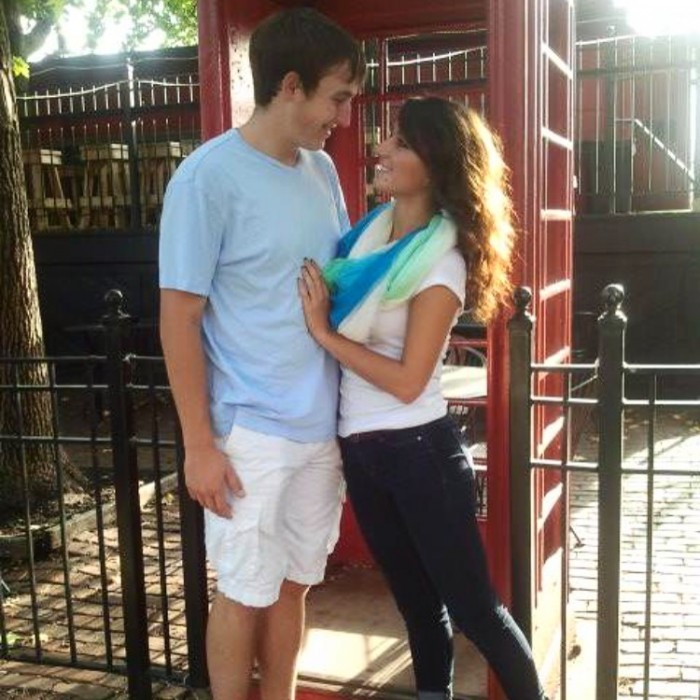 Image 2 of Lexi and Eric