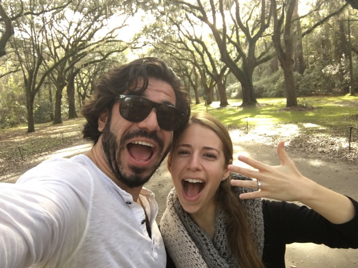 Wedding Proposal Ideas in Wormslow State Historic Site, Savannah, Georgia