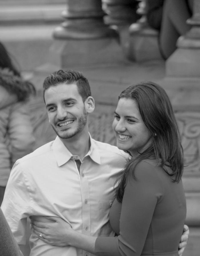 Image 1 of Lisa and Brandon