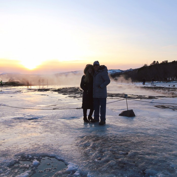 Iceland Marriage Proposal Ideas
