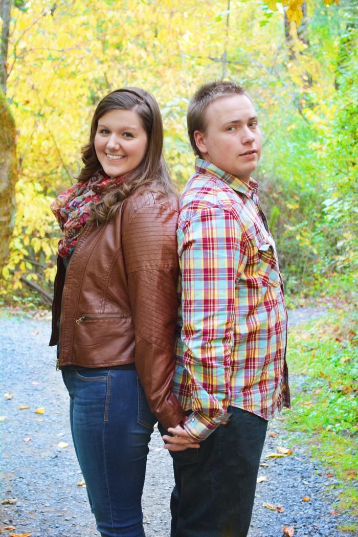 Image 1 of Jenna and Christian