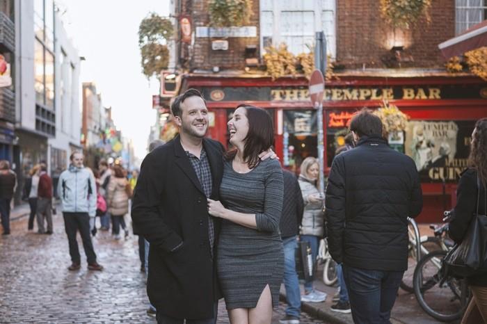 Image 1 of Matt and Tiffany's Dublin Proposal