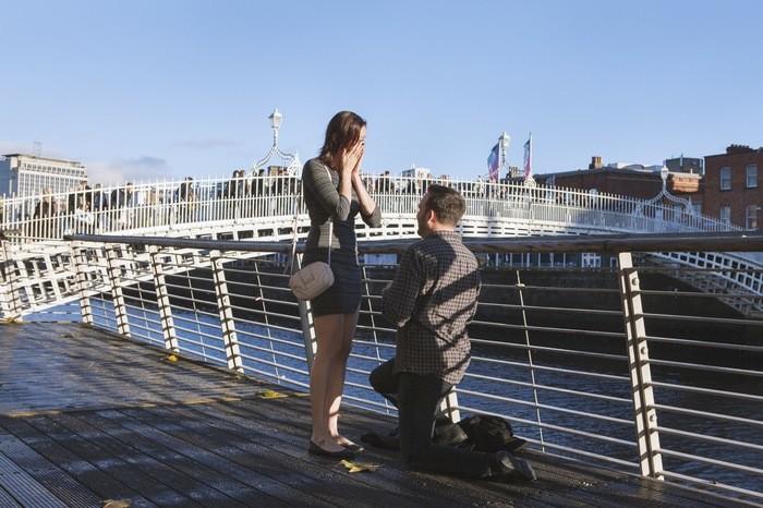 Image 7 of Matt and Tiffany's Dublin Proposal