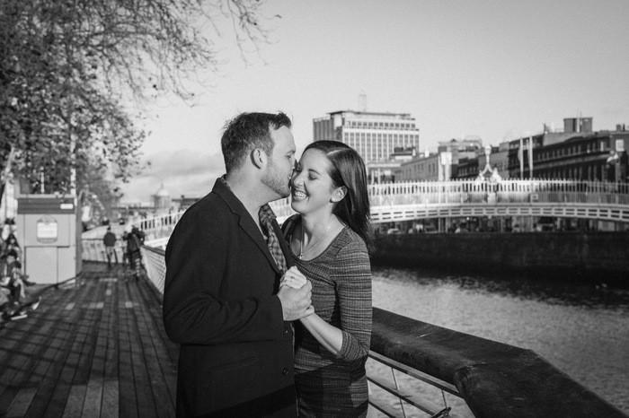Image 3 of Matt and Tiffany's Dublin Proposal