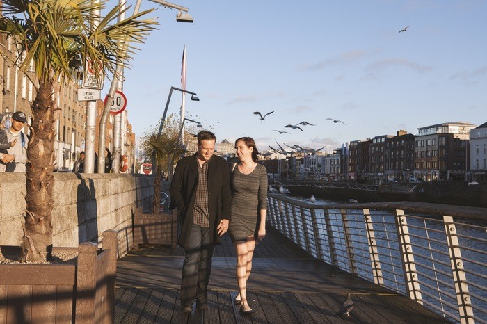 Image 4 of Matt and Tiffany's Dublin Proposal