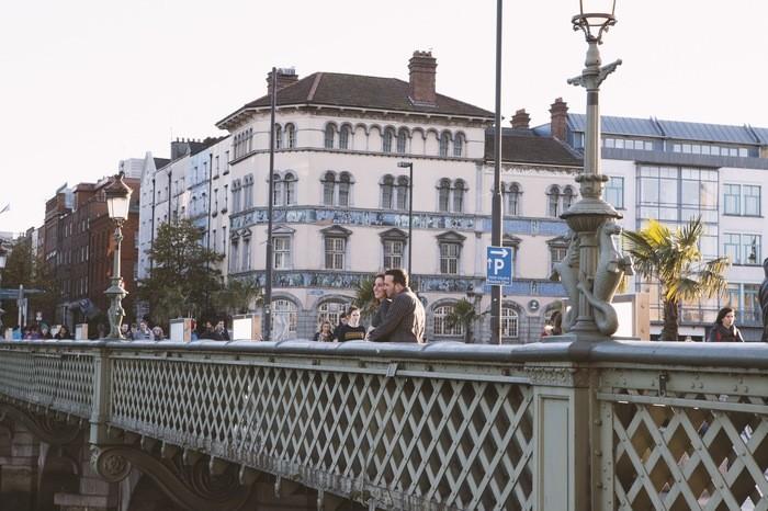 Image 8 of Matt and Tiffany's Dublin Proposal
