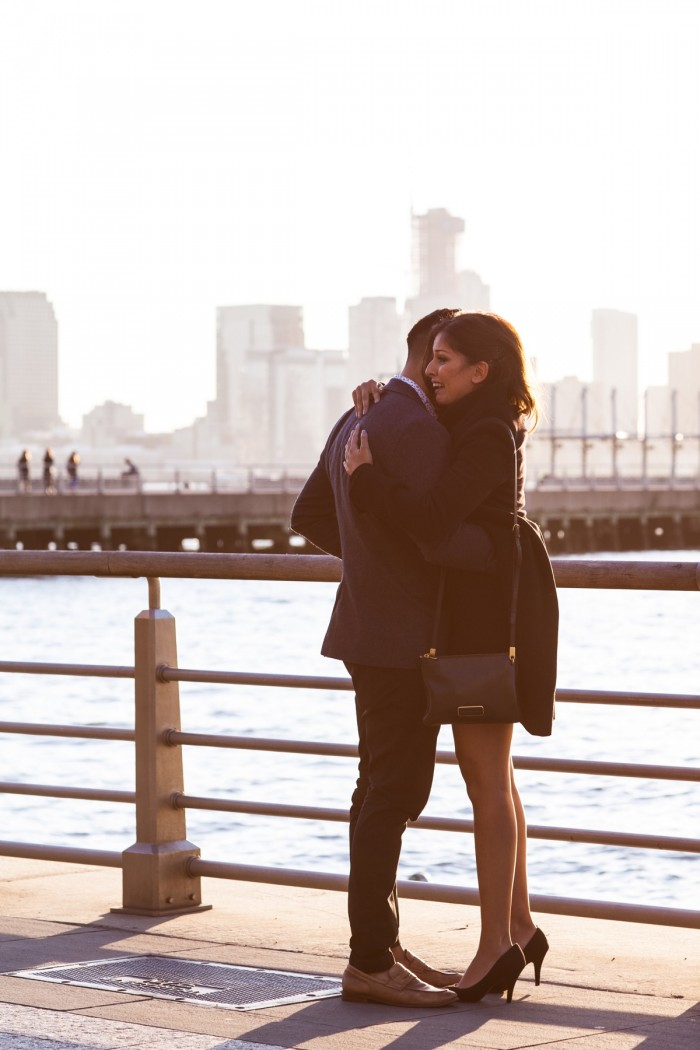 Image 6 of Ketan and Narissa's New York City Proposal