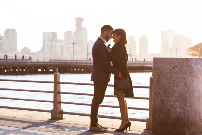 Image 7 of Ketan and Narissa's New York City Proposal