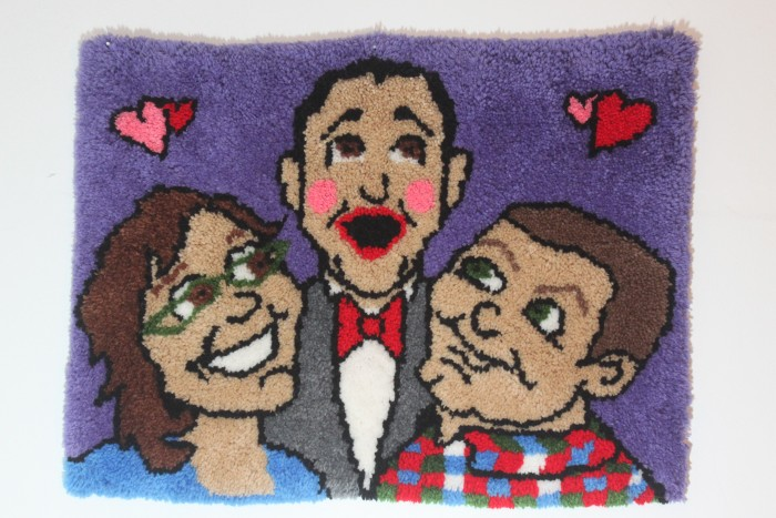 Image 5 of PeeWee Herman Helps Ben (Founder of The Flippist) Propose