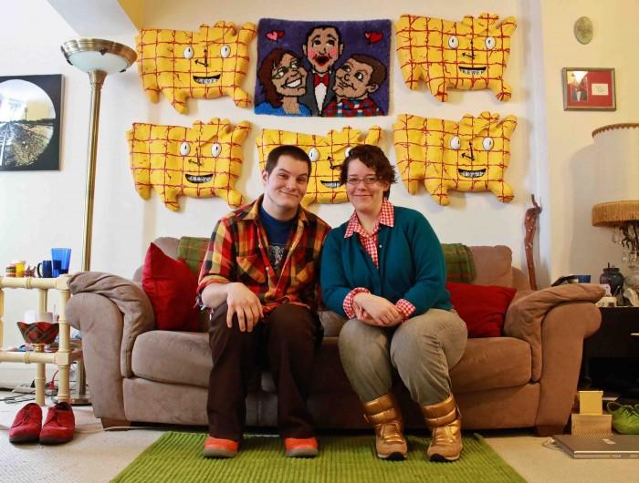 PeeWee Herman Helps Couple Propose (6)
