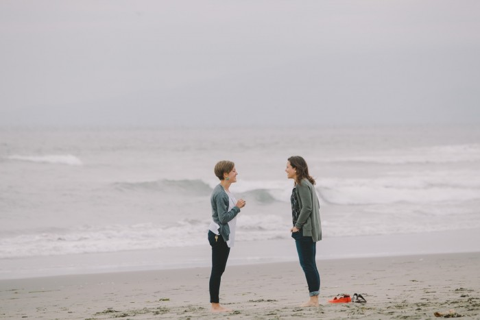 Image 6 of How She Asked: Mckenzie and Tori