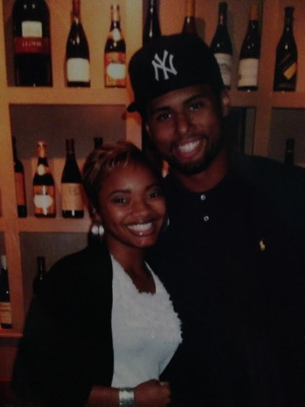 Image 1 of Tamia and Brian