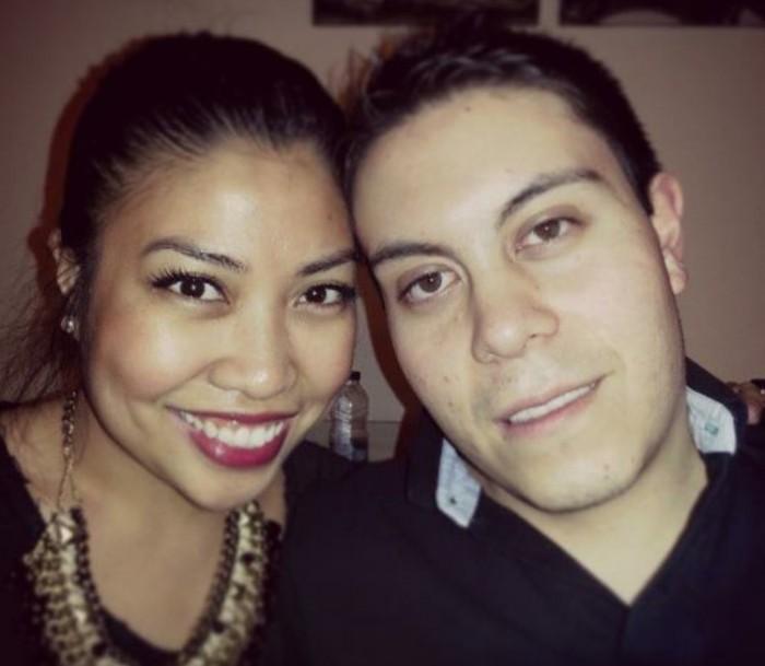 Image 1 of Joy and Alejandro