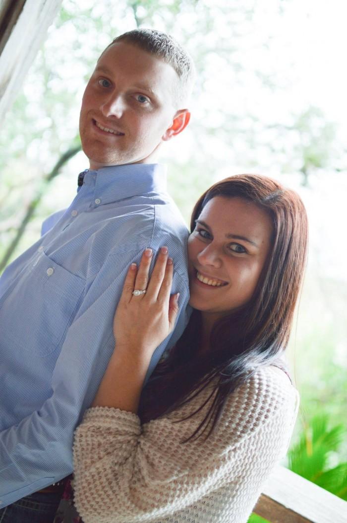 Image 1 of Amanda and Zachary