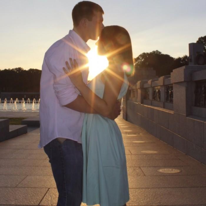 Image 1 of Jolene and Trevor