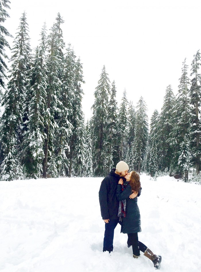 Proposal in Winter Wonderland (4)