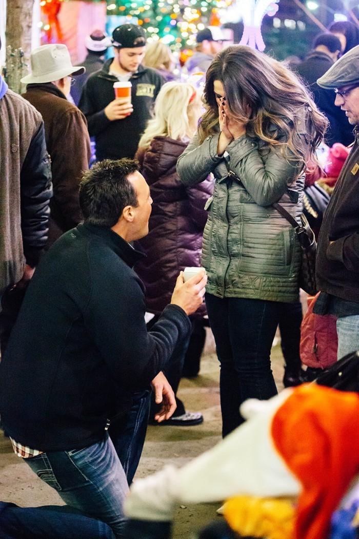 Marriage Proposal Ideas in Detroit
