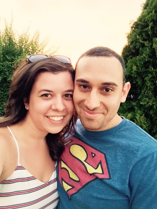 Image 1 of Megan and Sam