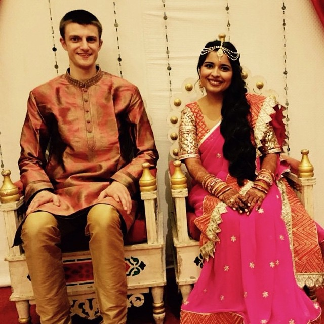 Image 1 of Kritika and Kevin