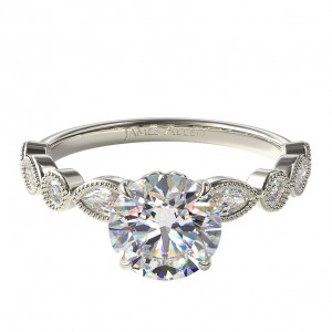 Image 24 of Which Engagement Ring Style is Right for You?