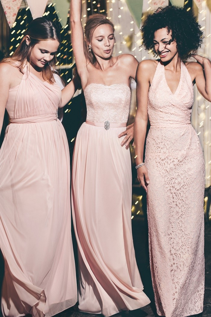 Image 6 of 2016 Bridesmaid Dress Trends with David's Bridal