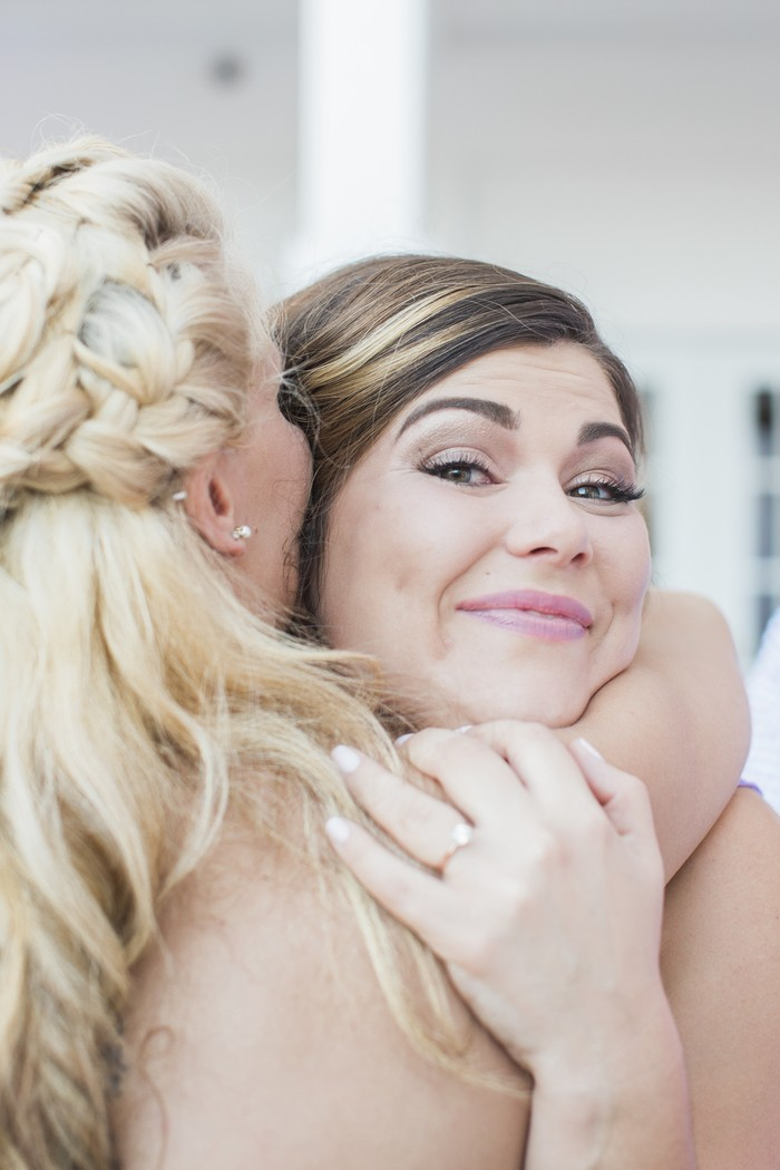 Image 11 of Bride Helps Her Maid of Honor Get Engaged at Her Own Wedding