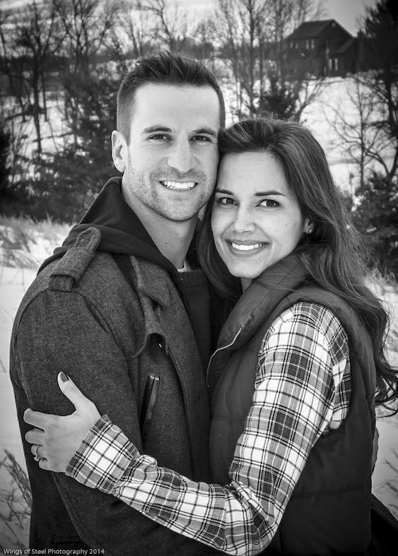 Image 1 of Megan and Matt