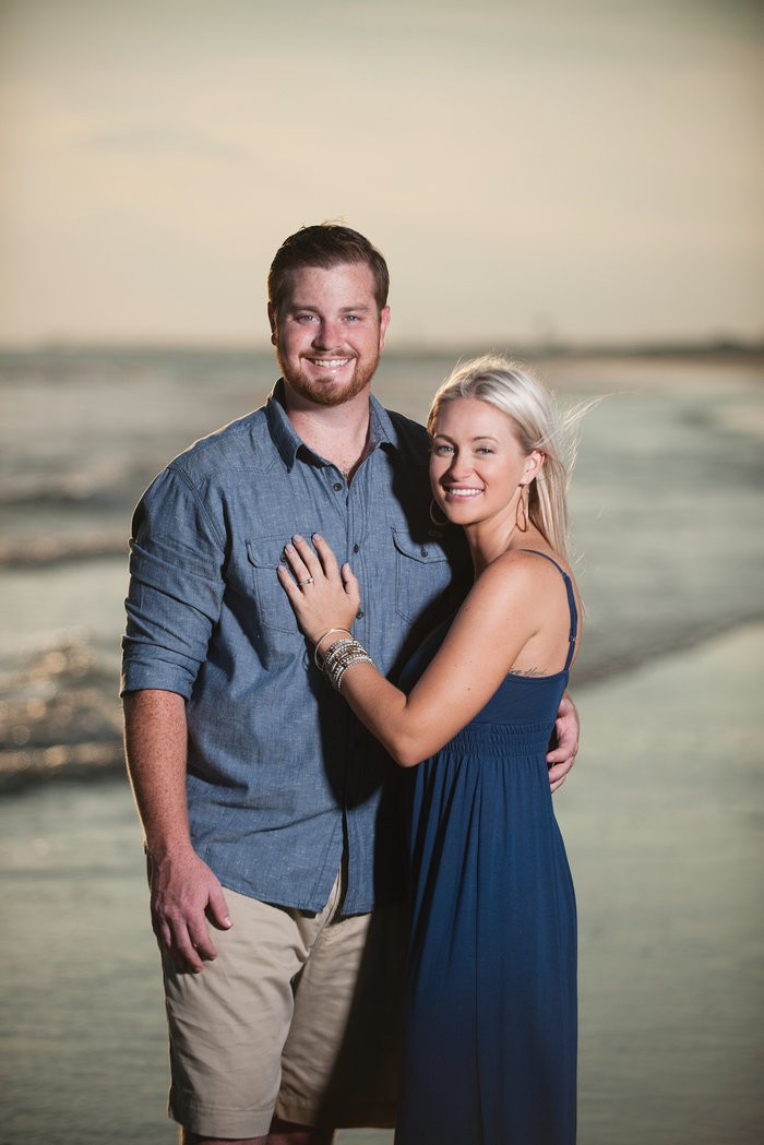 Image 1 of Weston and Claire