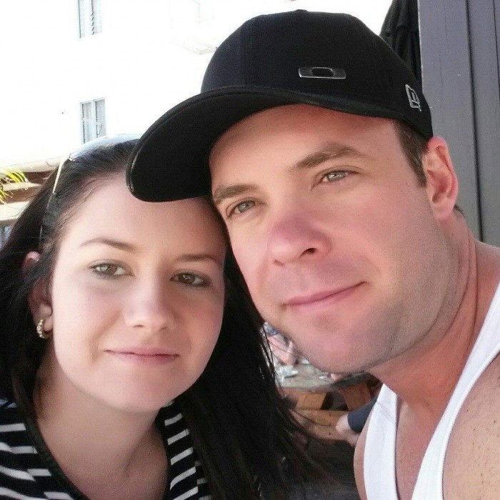 Image 1 of Jodie and Riaan