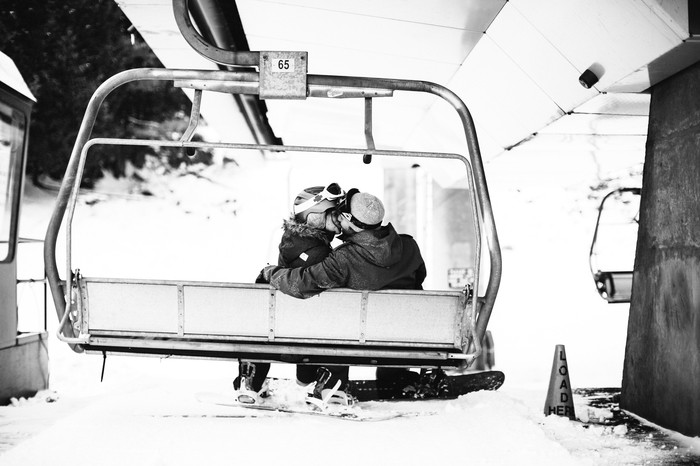 Image 11 of Joelle and Alex's Amazing Proposal on The Slopes