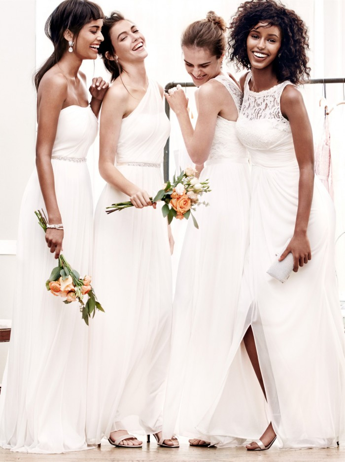 Image 3 of 2016 Bridesmaid Dress Trends with David's Bridal