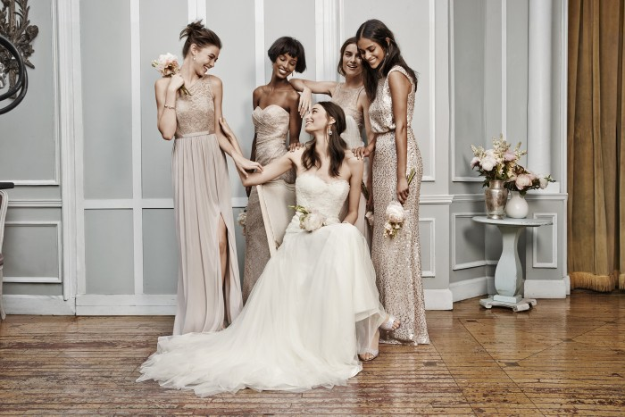 Image 4 of 2016 Bridesmaid Dress Trends with David's Bridal