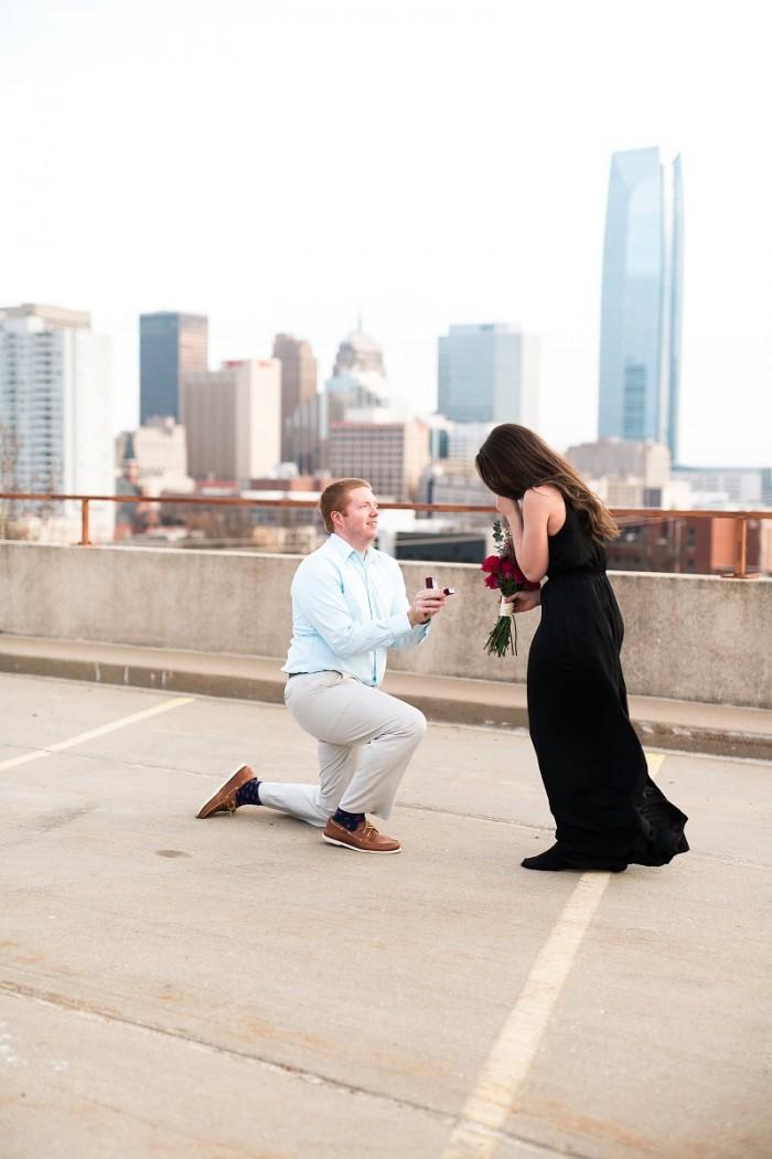 Oklahoma City Proposal