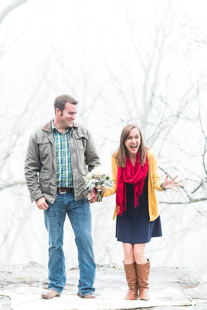 Savannah & Kyle - How He Asked-13