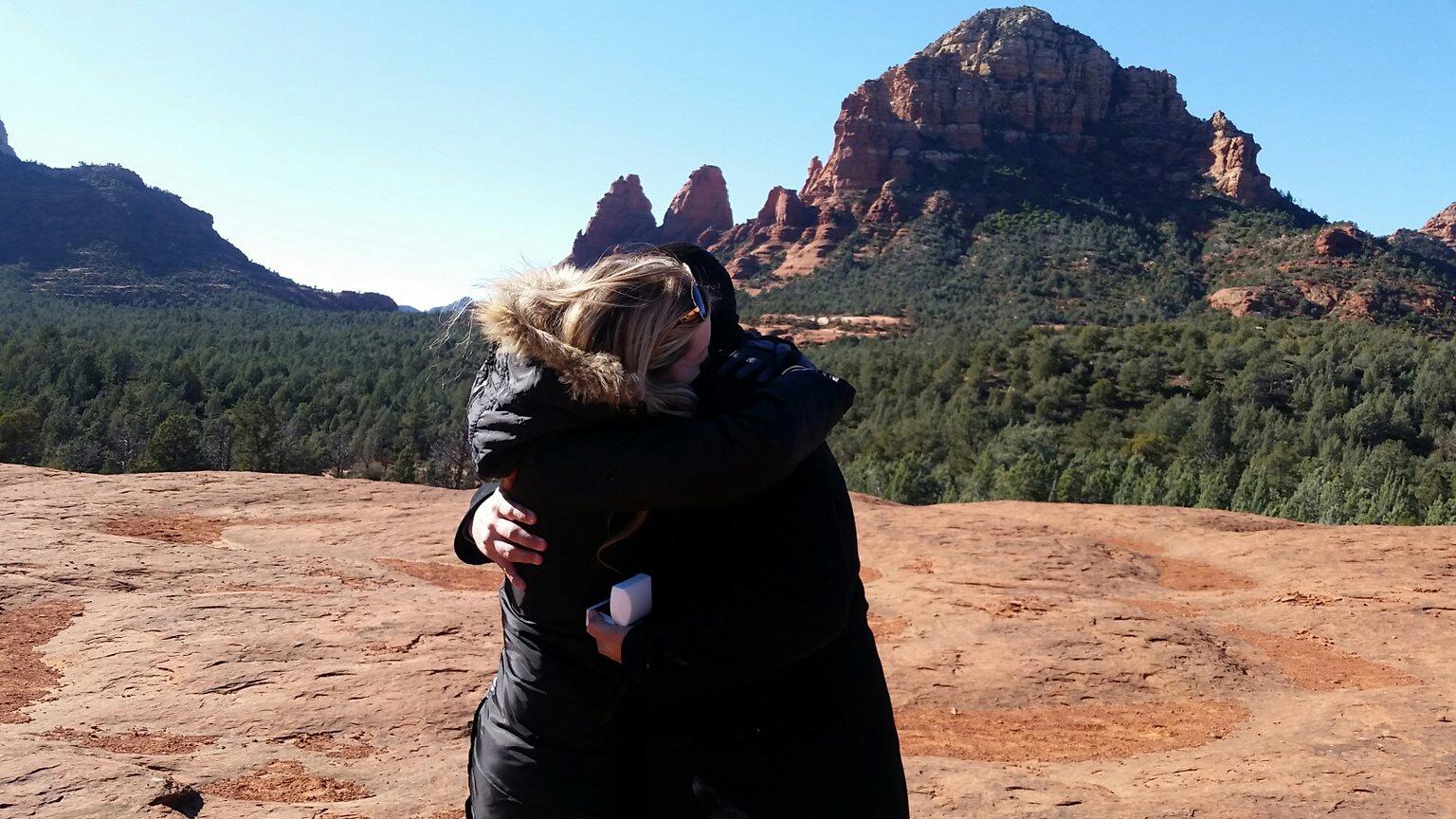 Sedona Red Rocks proposal (1)